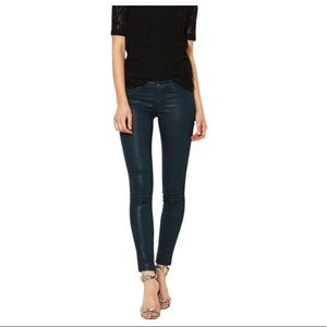 Rich & Skinny | Coated Legacy Skinny Jeans Size 25
